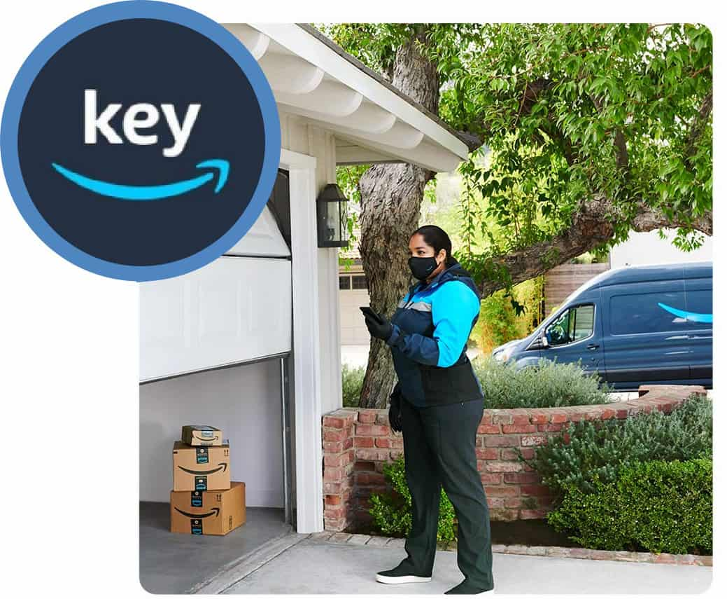 Amazon Key Garage Delivery