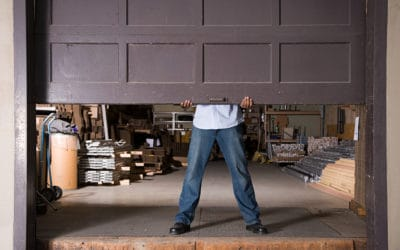 7 Reasons Your Garage Door Won't Open